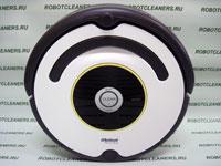 Робот-пылесосы IRobot линейки Roomba 500